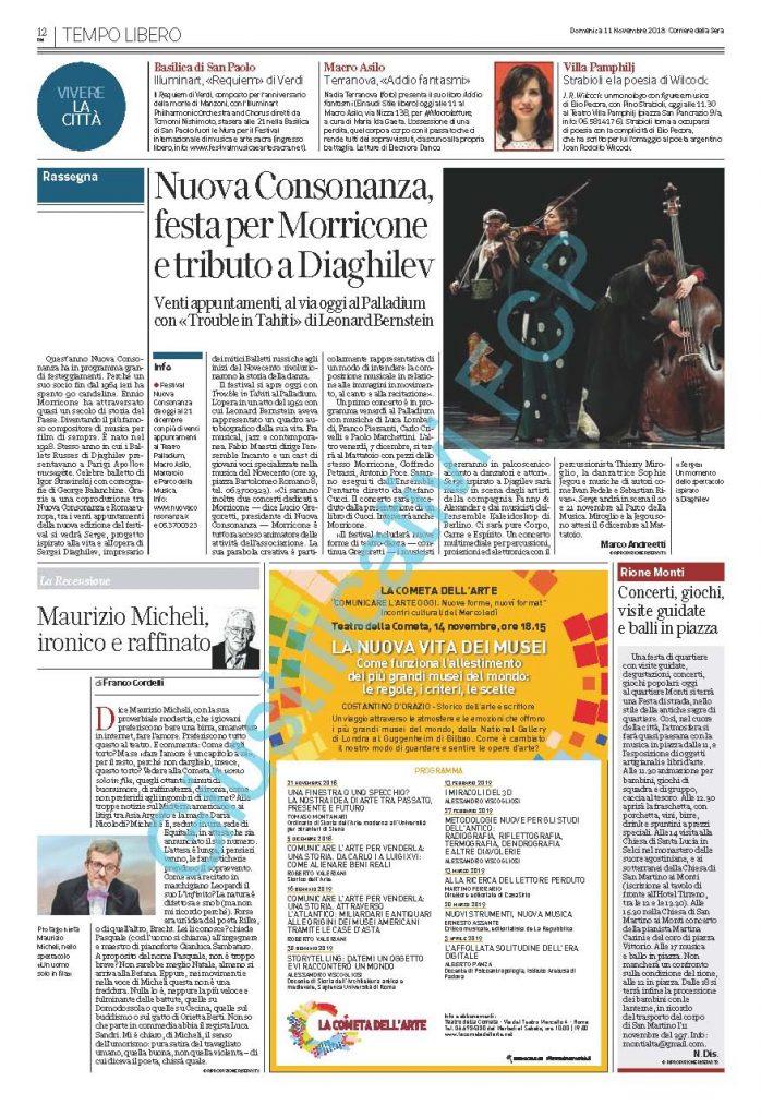 Corriere della Sera - 11112018
