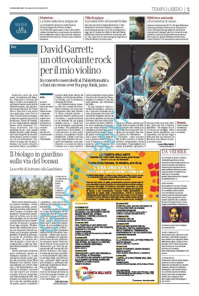 Corriere della Sera - 14102018
