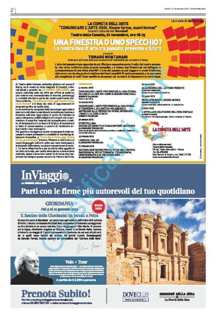 Corriere della Sera - 17112018